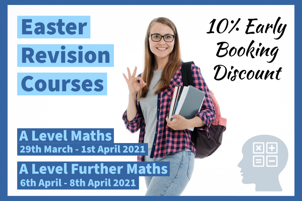 A Level Maths Revision Course